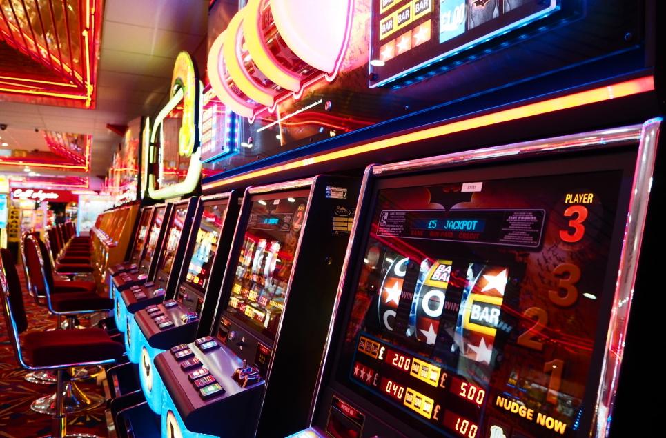 Verbessern Sie Ihre Gewinnchancen an Spielautomaten