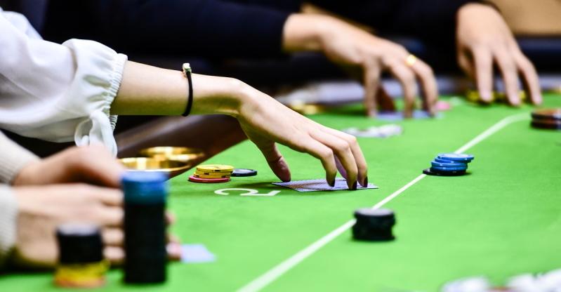 Kombinationen beim Poker